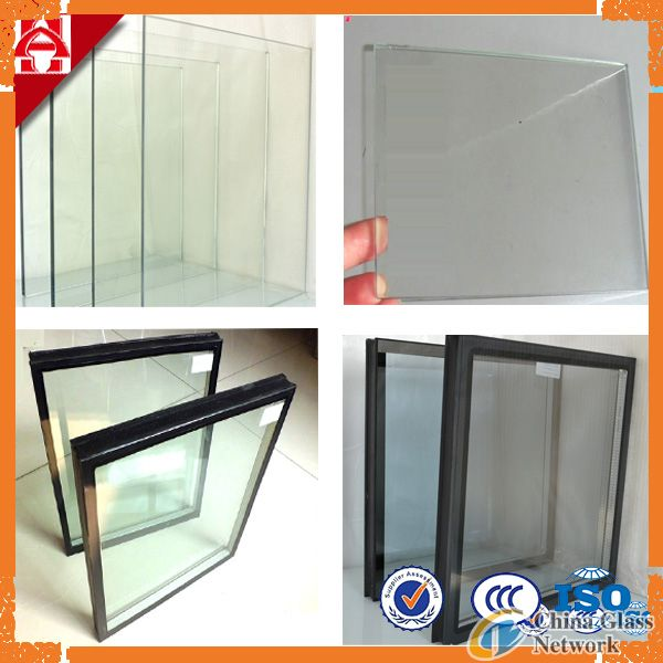 low-e insulating glass with thickness 4mm 5mm 6mm