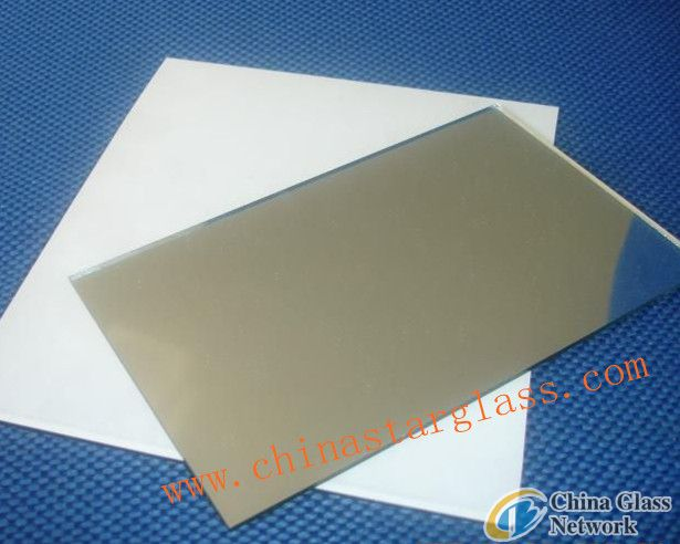 Furniture Decorative Aluminum Coated Sheet Mirror