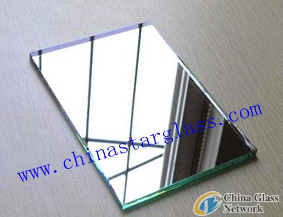 Factory with CE ISO CSI Bevelled Edges Silver Mirror