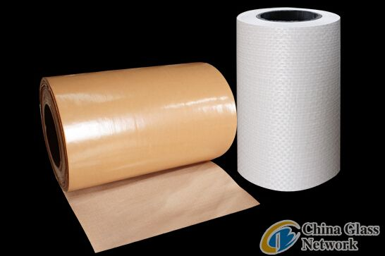 Low-E Glass Fabric Adhesive Tape