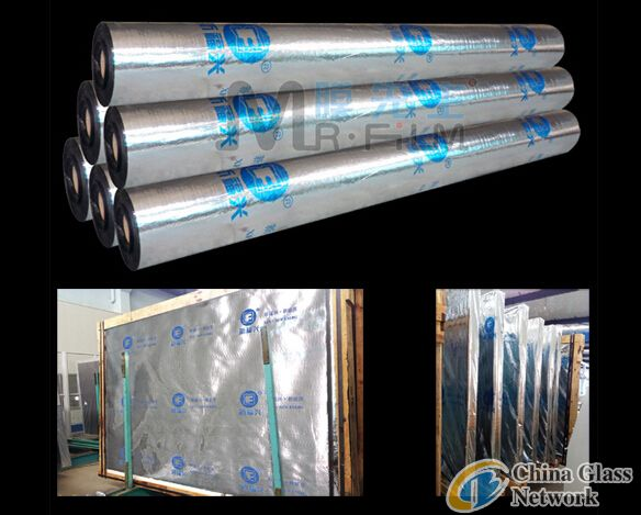 Low-E Glass Outer Packing Film