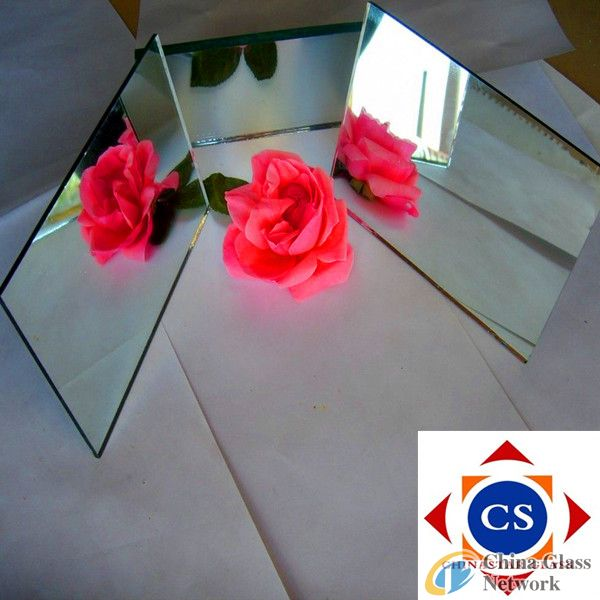 2mm sheet glass mirror