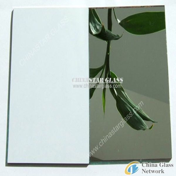 2mm to 6mm Aluminium Sheet Glass Mirror With CE&ISO certificate