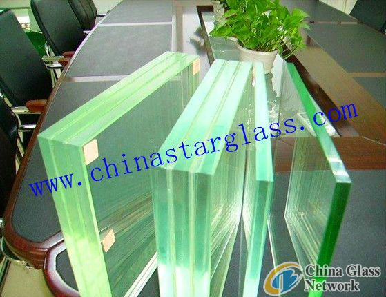 4mm--30mm Laminated Glass