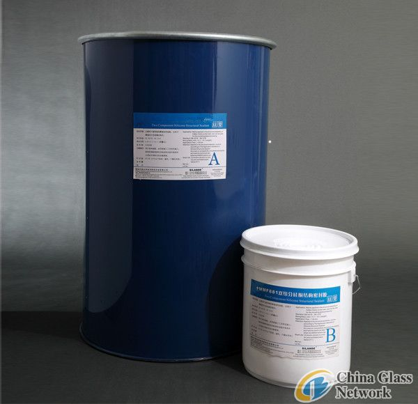 insulating glass two parts Silicone Structural Sealant