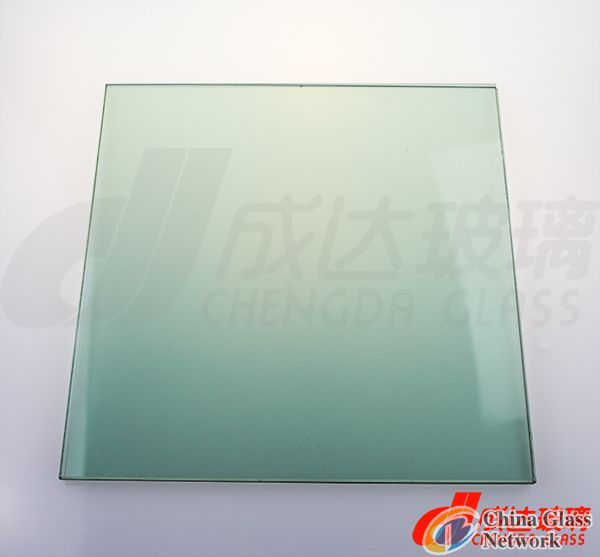 Green Laminated Glass