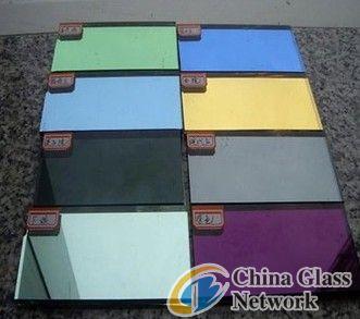 colored mirror
