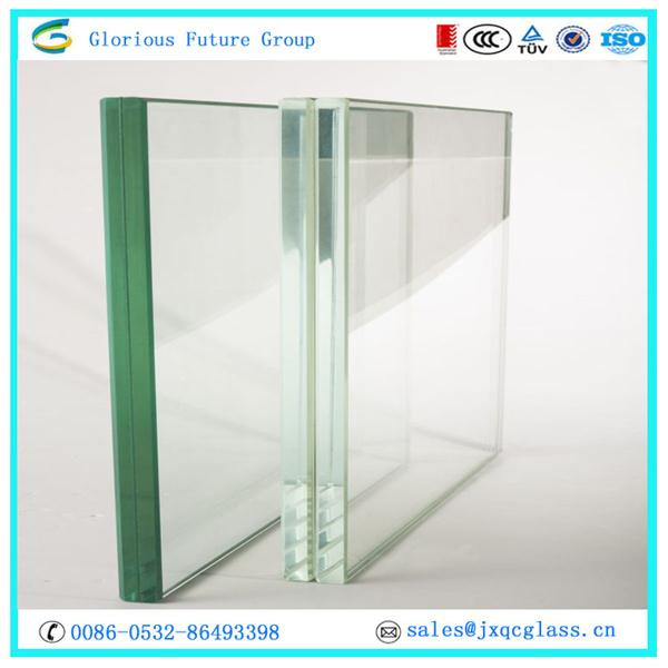 12.76mm thickness laminated glass new products