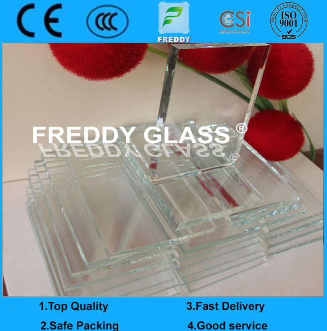 4mm Low Iron Float Glass