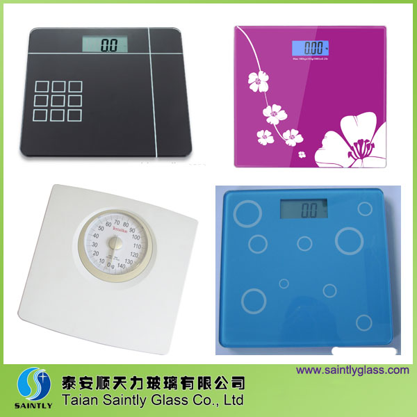 6mm tempered glass cover for weighting scale