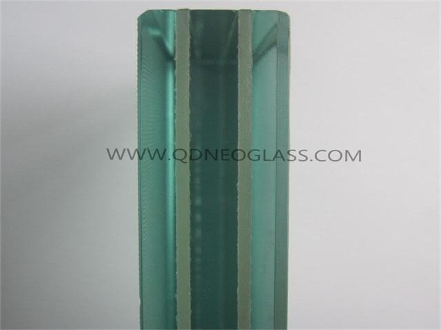TEMPERED LAMINATED GLASS--AS/NZS 2208: 1996, CE, ISO 9002