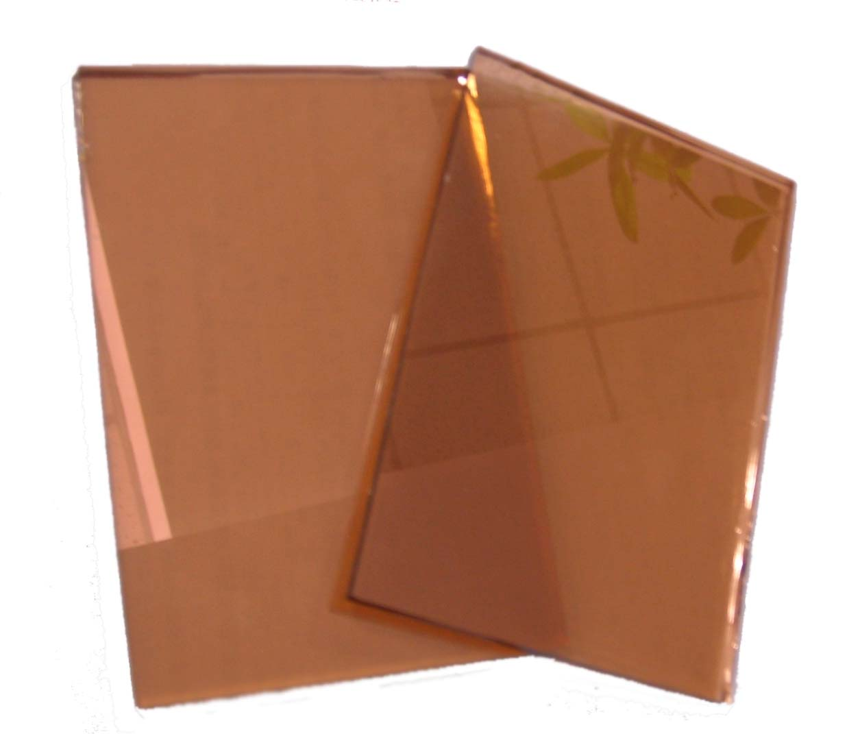 3-6mm Reflective Glass Bronze