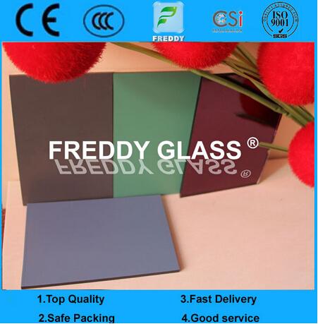 8mm Purple Reflective Mirror/ Decorative Mirror/ Colored Mirror Ctive Mirror/ Decorative Mirror/ Col