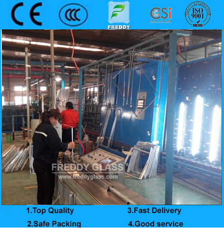 Tempered Insulating Glass/Toughened Insulated Glass/Hollow Glass/Building Glass