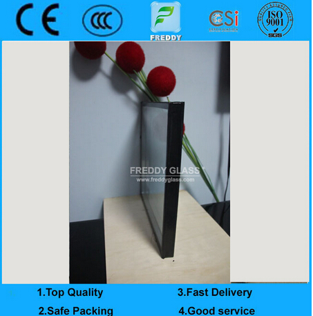 6+9A+6mm Sound Insulating Glass/Insulated Glass/Hollow Glass/Double Glazing Glass/Insulated Glass