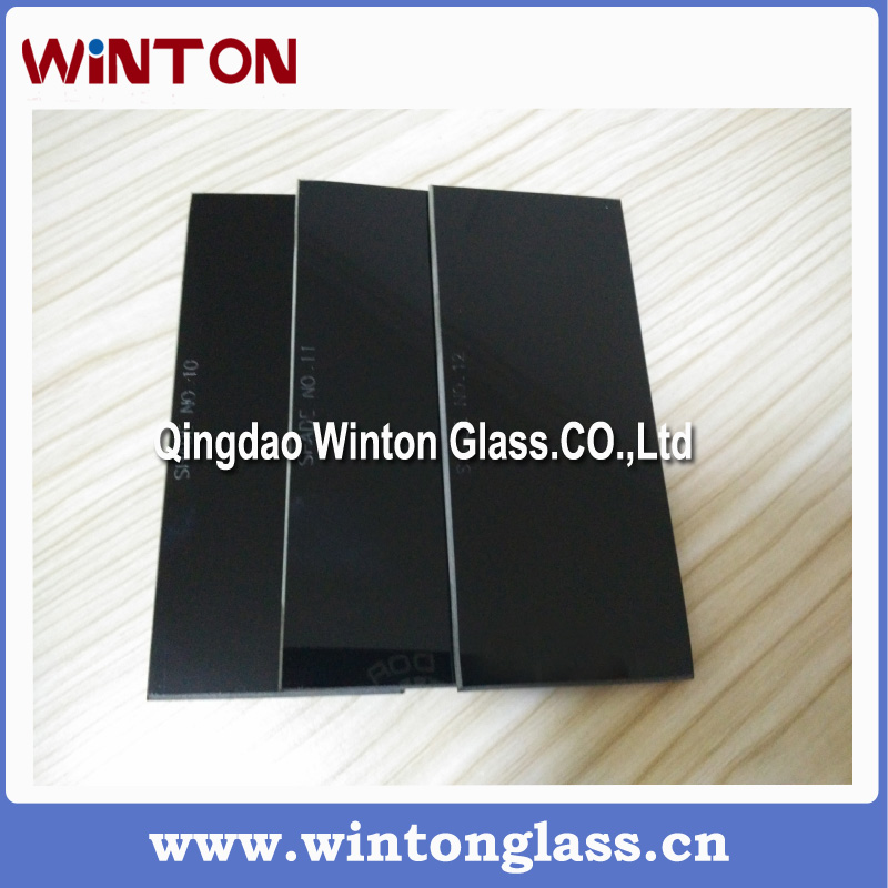Winton Black welding filter Glass