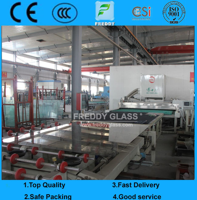 12.38mm 12.76 Laminated Glass/Tempered Laminated Glass/Tinted Laminated Glass/Safety Glass/Tempered