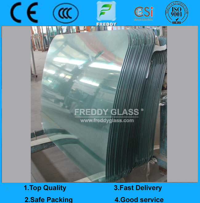 Auto Glass/Bend Glass/Tempered Glass For Cars
