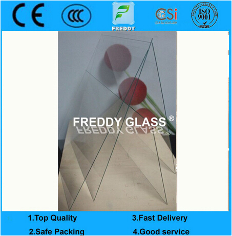 1.3mm Clear Sheet Glass/ Decoration Glass/ Furniture Glass/Thin Glass