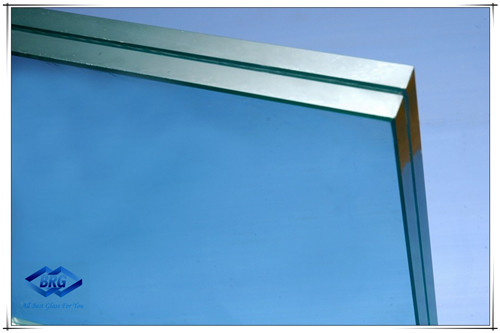 Laminated Glass with SGP film