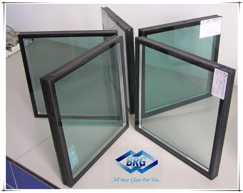 Low E Double Glazing Tempered Glass