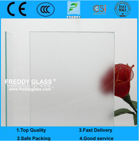 2mm Anti Glare Glass for Art Exhibition/Special Glass