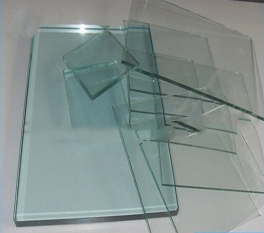 2-19mm Clear Float Glass With CE & ISO