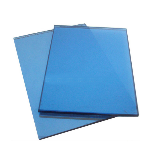 4-10mm Ford  Blue  Float Glass with CE&ISO
