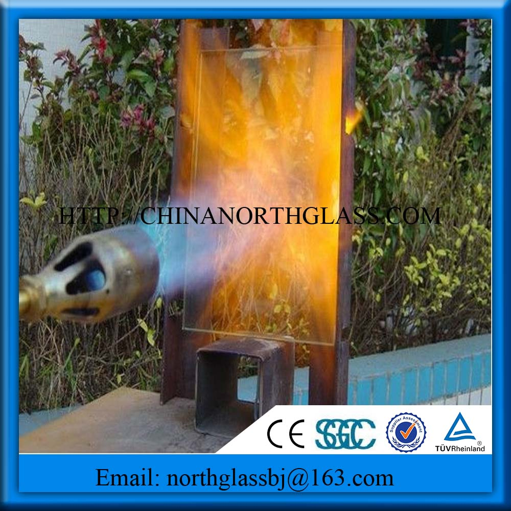 Fire proof Glass, Fire-resistant glass, fire rated glass