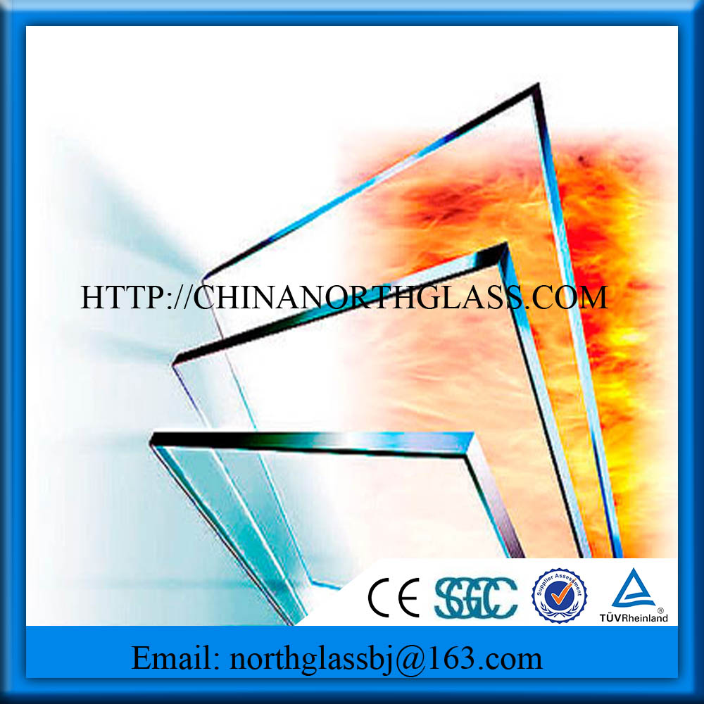 Monolithic Fire Proof Glass