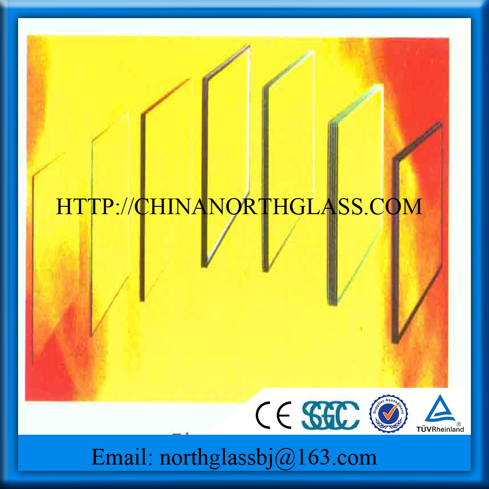 Uncuttable Fire Proof Glass