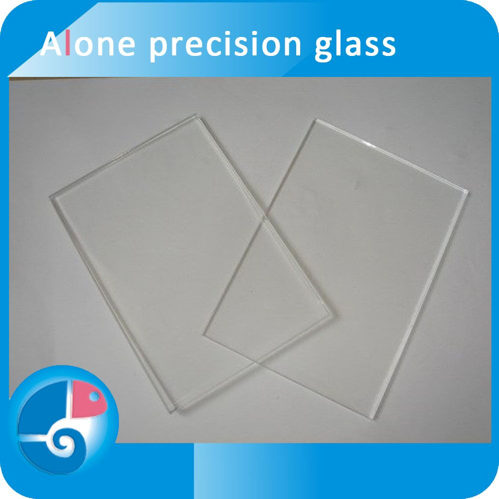 Anole eletronics products tight thickness tolerance borosilicate glass sheet