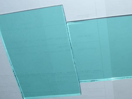 building art float glass