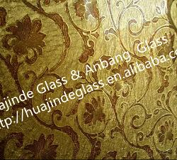 background wall glass