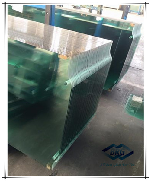 Jumbo size Tempered Glass with Holes