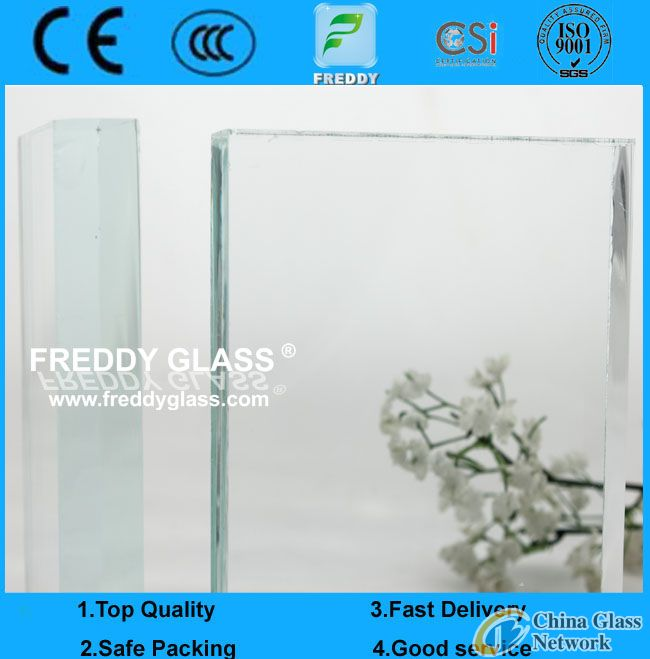 19mm ultra clear flat glass/ultra clear float glass/low iron float glass