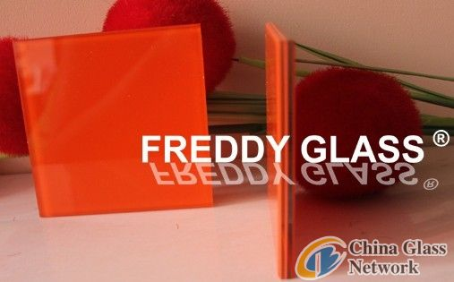 orange laminated glass/bullet-proof glass/tempered laminated glass/triplex glass