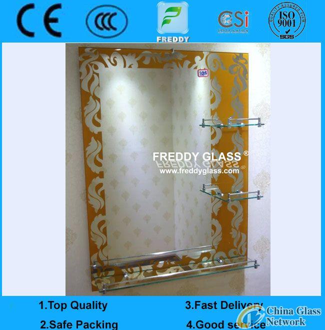 luxurious mirror/restroom mirror/dressing mirror/dressing mirror/pier glass/full-length mirror