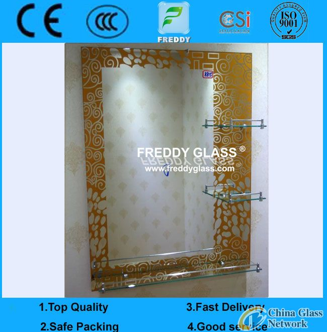 decorative mirror/decorated mirror/decorate mirror with frame