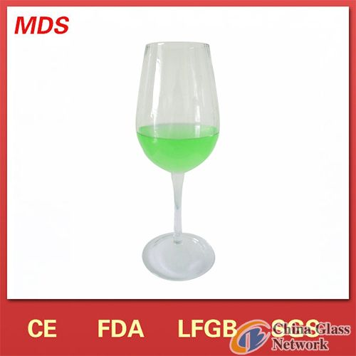 Modern drinkware shatterproof wine glass custom made