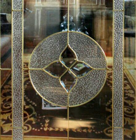 inlaid glass
