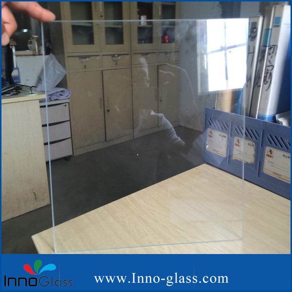 3/3.2mm Low Iron Mislite  Tempered Solar Glass with CCC/ISO9001/CE