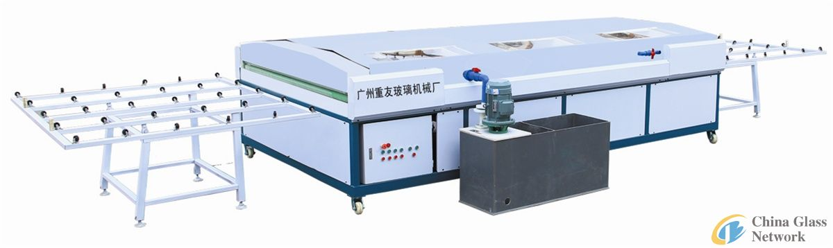 Automatic Frosting Glass Production Line