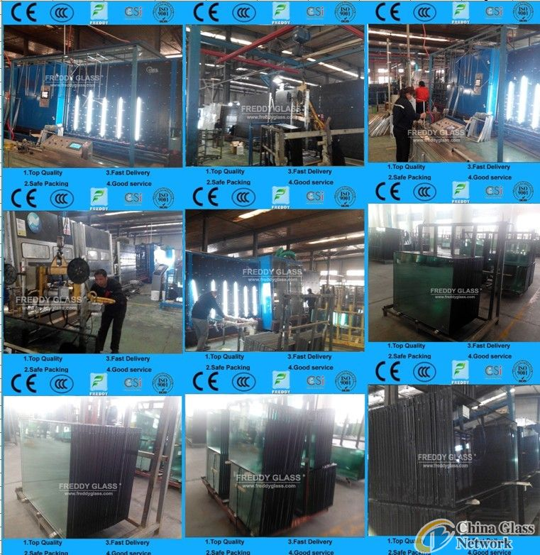 High Quality Insulating Glass, Insulated Glass, Hollow Glass