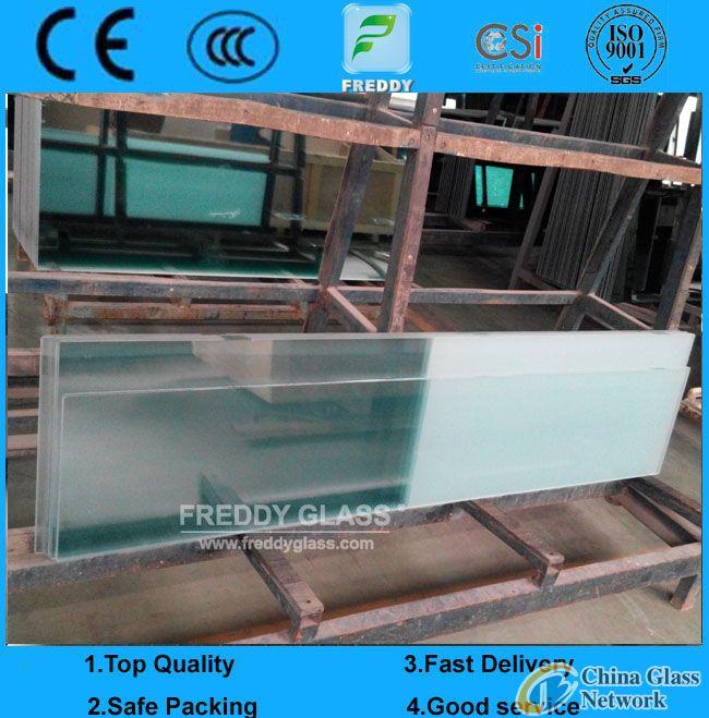 Customized Irregular Shape Toughened Glass/Curved/ Flat Toughened Glass/Tempered Glass/Tempering Gla