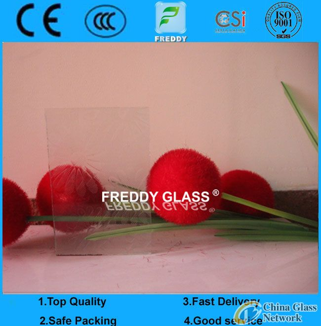 Silk Screen Printing Laminated Glass