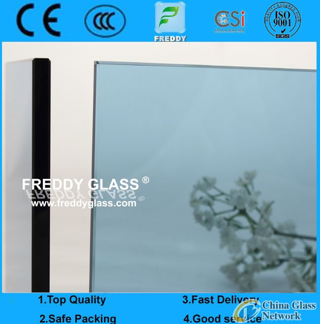 ford blue/dark blue/lake blue/ocean blue float reflective glass mirror manufacturer