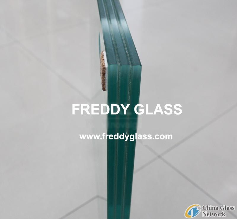 12.76mm Bullet Proof Glass