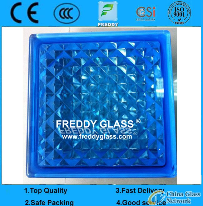 Colored Glass Block/Glass Brick