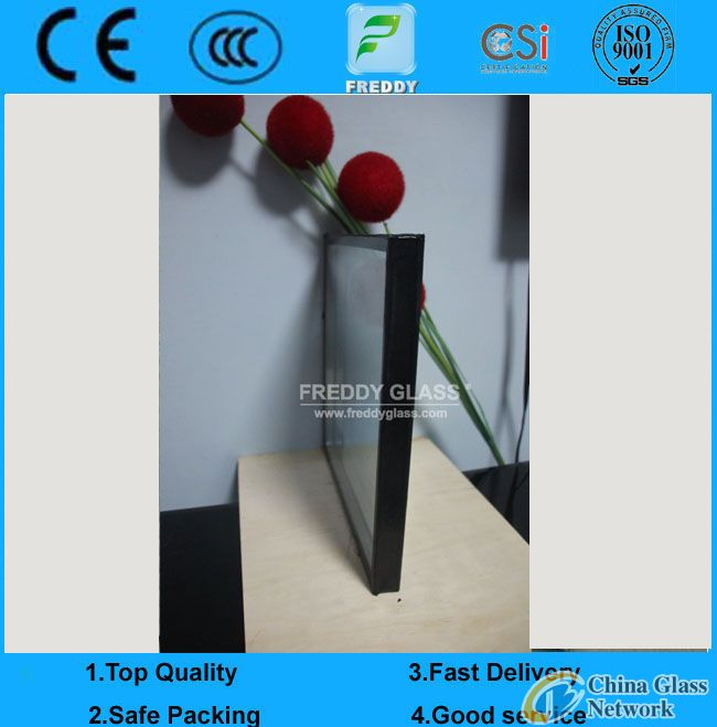 6+12A+6mm Safety Insulated Glass/Safety Hollow Glass/Insulation Glass/Insulating Glass
